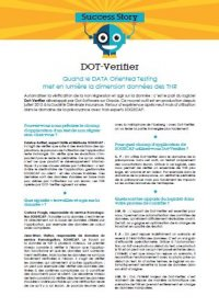 Success Story DOT-Verifier